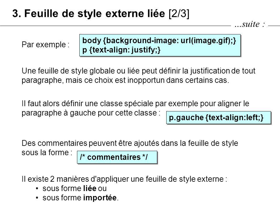 3. Feuille de style externe liée [2/3]